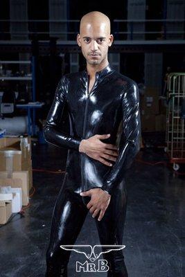Mister B Full Body Suit